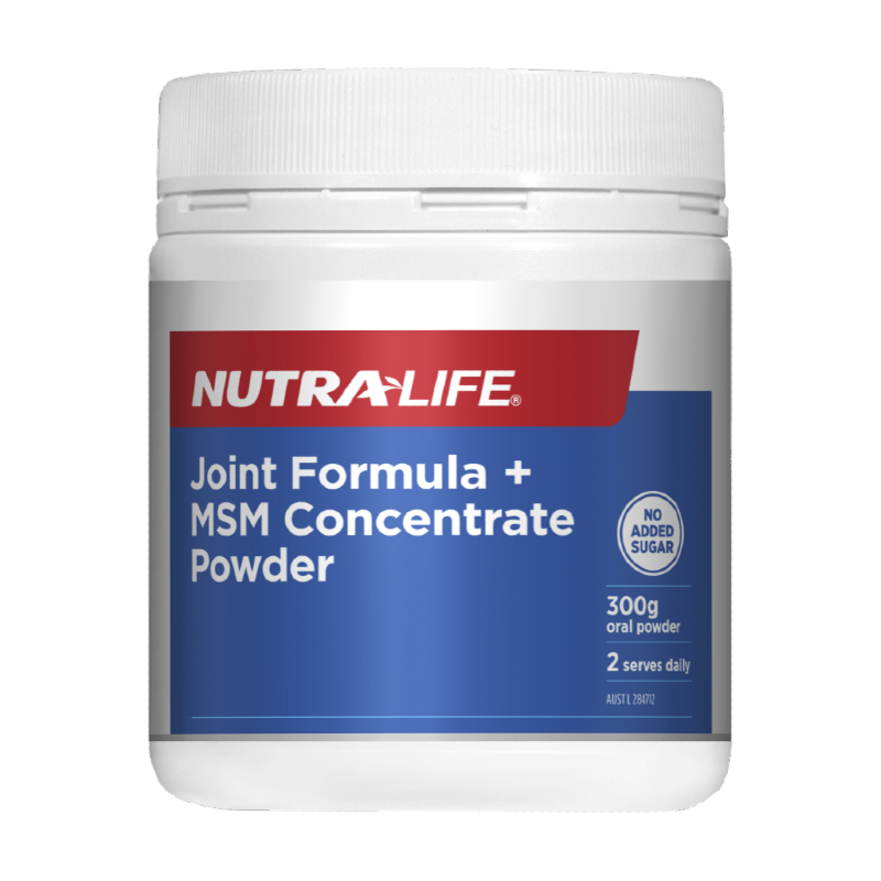 Joint Formula + MSM Concentrate by Nutra-Life