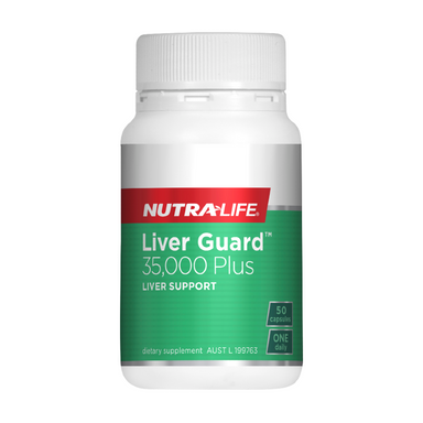 Liver Guard 35000 Plus by Nutra-Life