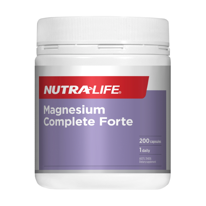 Magnesium Complete Forte by Nutra-Life