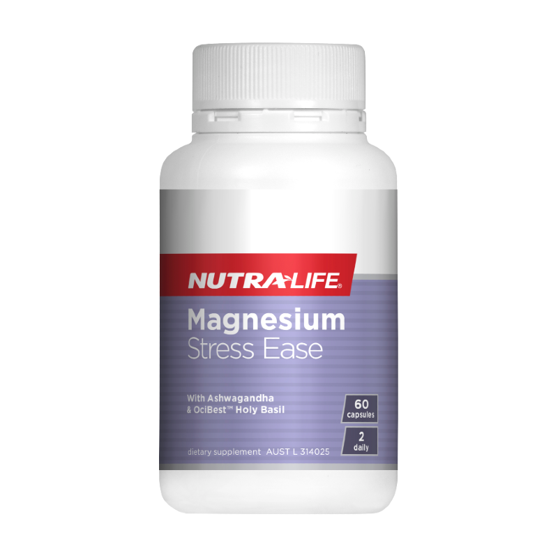 Magnesium Stress Ease by Nutra-Life