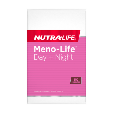 Meno-Life Day & Night Relief by Nutra-Life