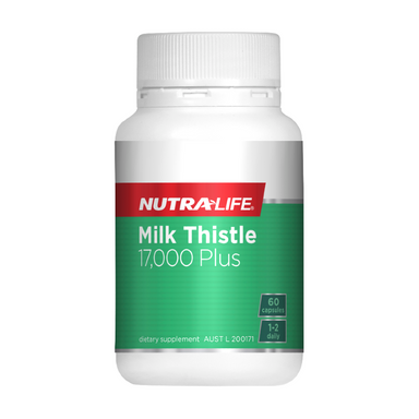 Milk Thistle 17000 Plus by Nutra-Life