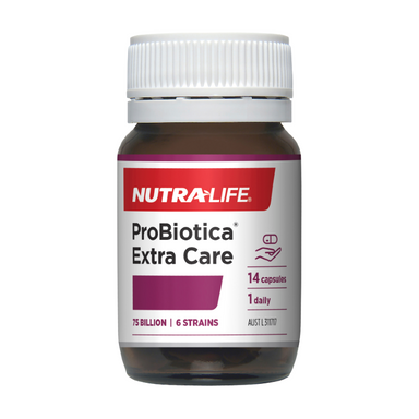 Probiotica Extra Care (75 Billion) by Nutra-Life