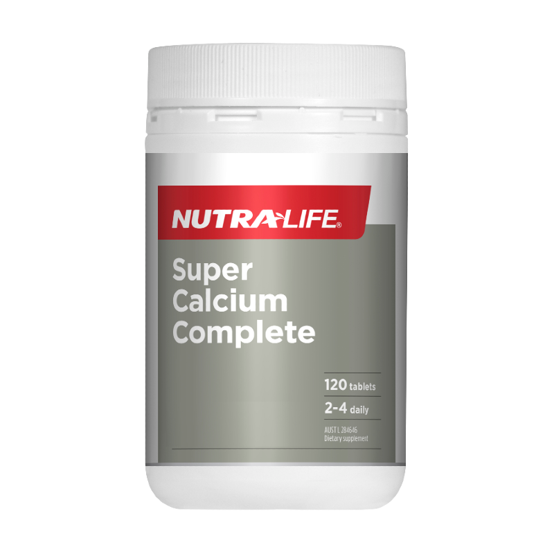 Super Calcium Complete by Nutra-Life