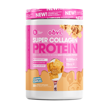 Super Collagen Protein by Obvi