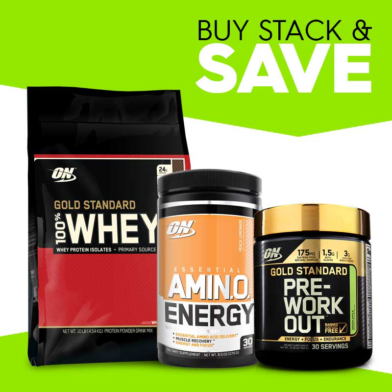 Essentials Stack by Optimum Nutrition