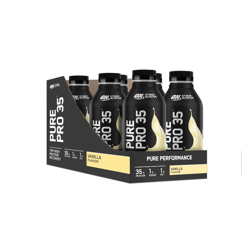 Pure Pro 35 Protein RTD by Optimum Nutrition
