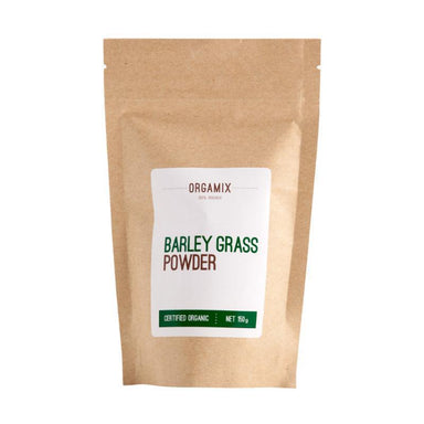 Barley Grass Powder (Organic) by Orgamix