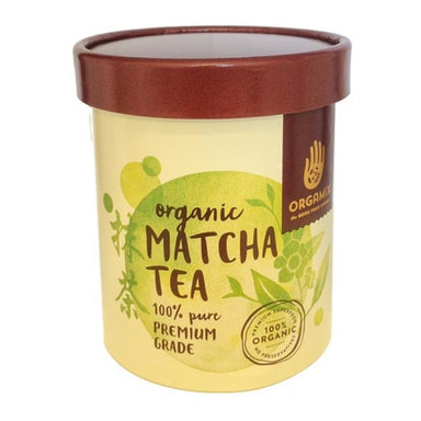 Matcha Tea Powder (Organic) by Orgamix