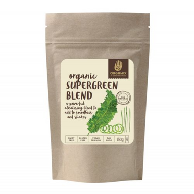 Supergreen Blend (Organic) by Orgamix
