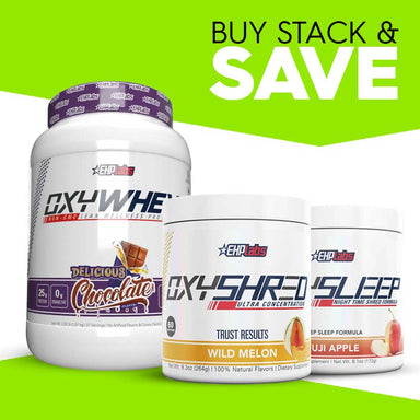 24hr Weight Loss Stack by EHP Labs