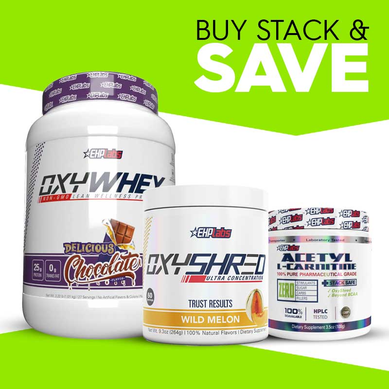 Intermediate Weight Loss Stack by EHP Labs
