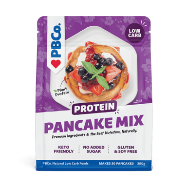 Protein Pancake Mix by PB Co.