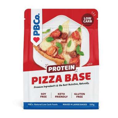 Protein Pizza Base by PB Co.