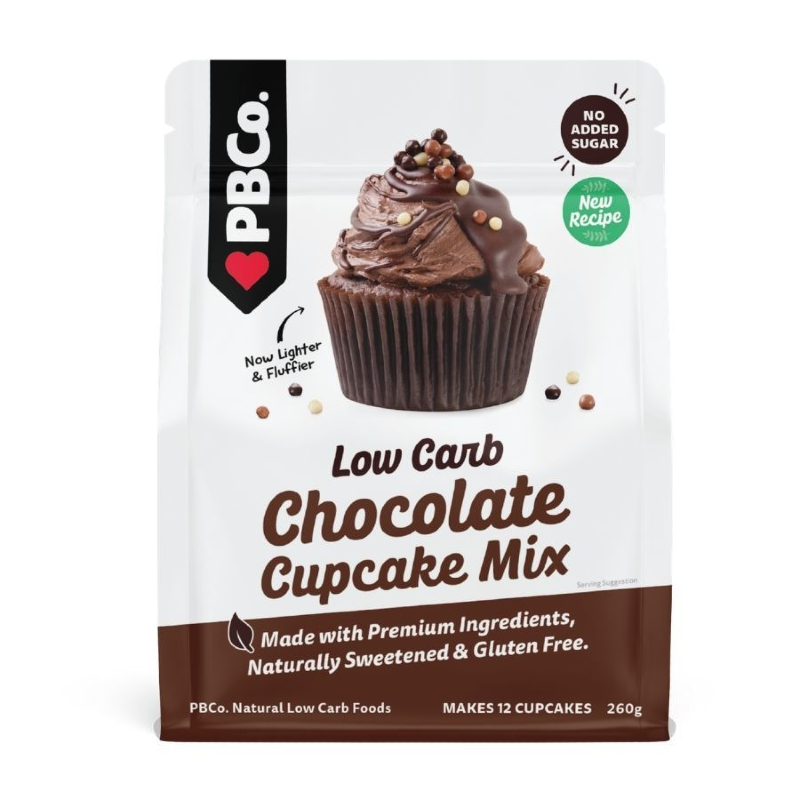 Low Carb Cupcake Mix by PB Co.