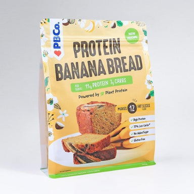 Plant Protein Banana Bread Mix by PB Co.