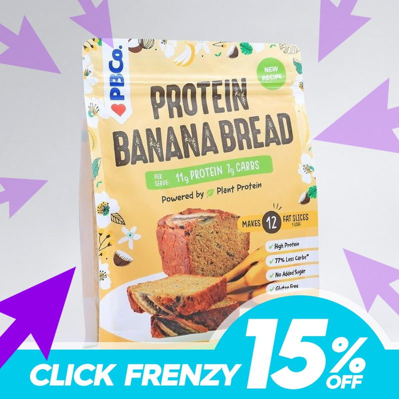 Protein Banana Bread Mix by PB Co.