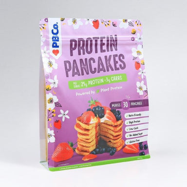 Plant Protein Pancakes Mix by PB Co.