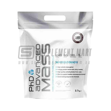 Advanced Mass by PhD Nutrition