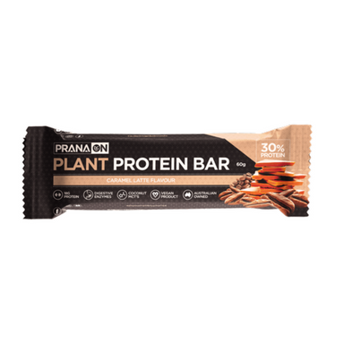 Plant Protein Bar by PranaON