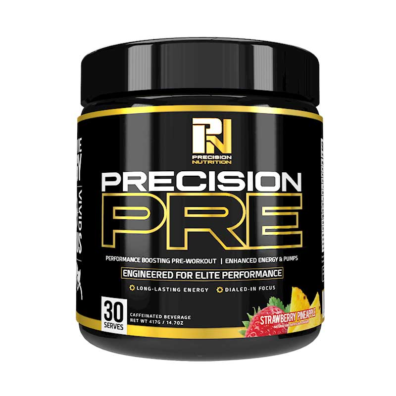 Precision PRE Pre-Workout by Precision Nutrition
