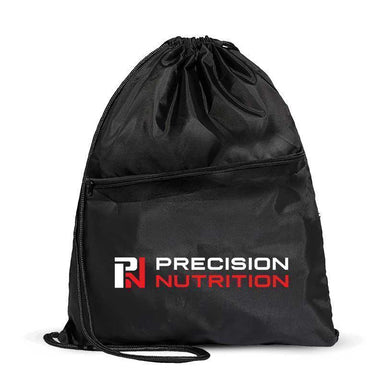 Drawstring Bag by Precision Nutrition