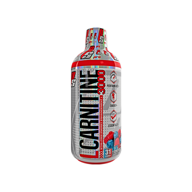 Liquid L-Carnitine 3000 by Pro Supps