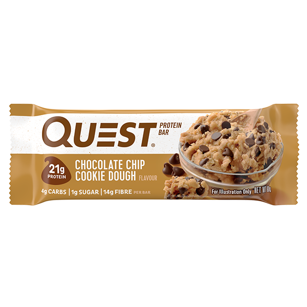 Quest Protein Bars by Quest Nutrition