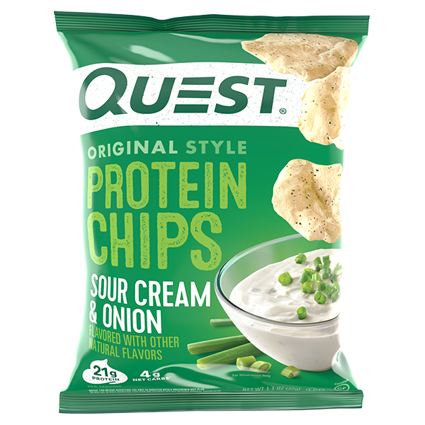 Quest Protein Chips by Quest Nutrition
