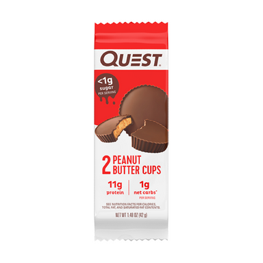 Protein Peanut Butter Cups by Quest Nutrition