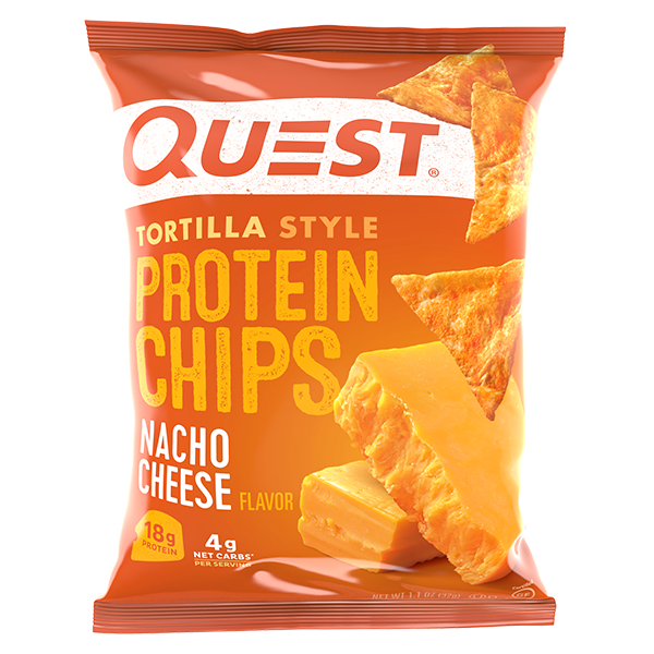 Quest Tortilla Protein Chips by Quest Nutrition