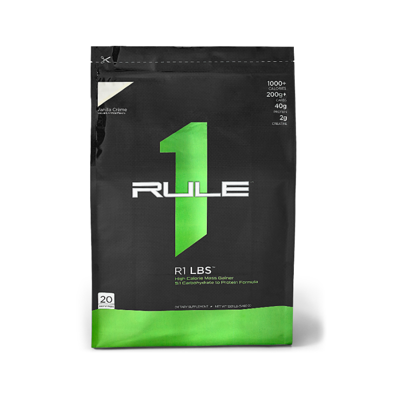 R1 LBS Mass Gainer by Rule 1