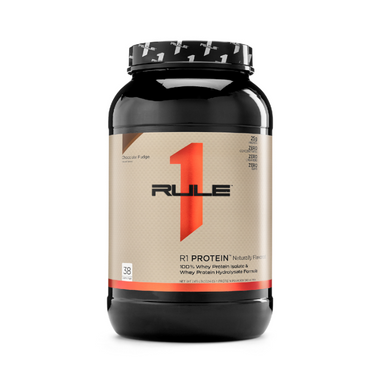R1 Naturally Flavoured Protein Isolate by Rule 1