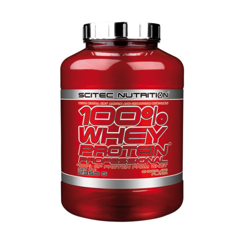 100% Whey Protein Professional by Scitec
