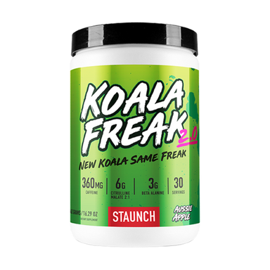 Koala Freak 2.0 by Staunch Nutrition