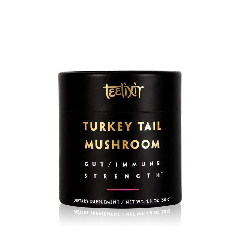 Turkey Tail Mushroom Powder by Teelixir