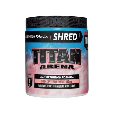 Shred Lean Definition Formula by Titan