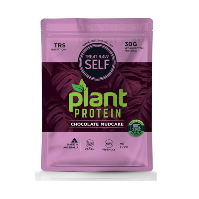 Plant Protein by Treat Raw Self