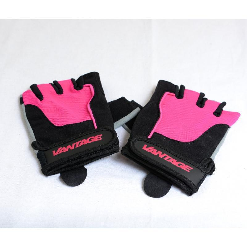 Womens Gym Gloves by Vantage