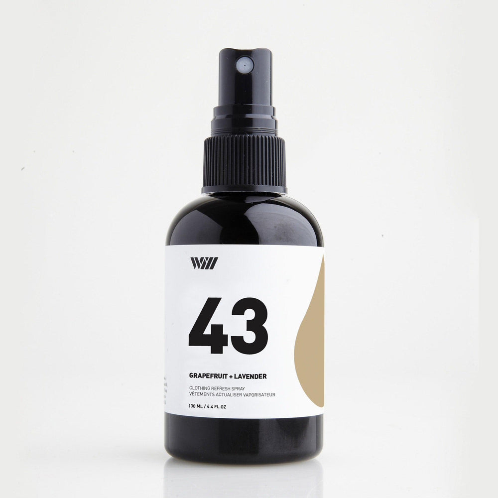 Clothing Refresh Spray (43) by Way of Will