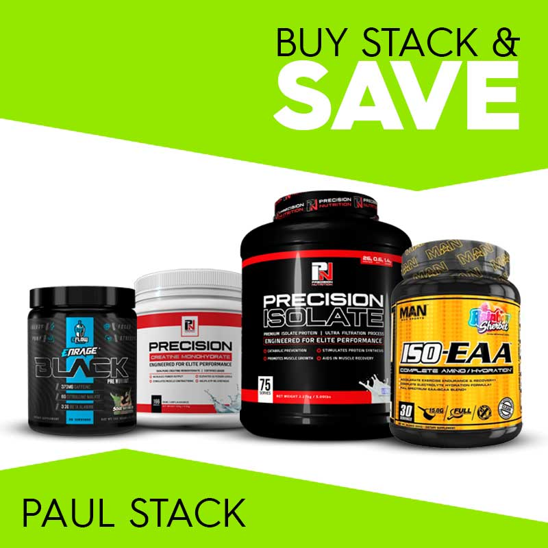 Paul Vu Athlete Stack