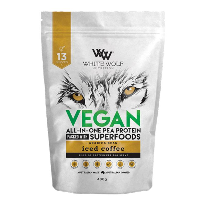 Vegan Protein Blend by White Wolf