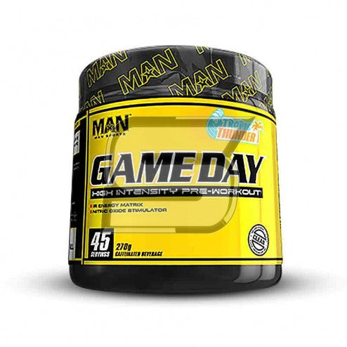 MAN SPORTS GAME DAY
