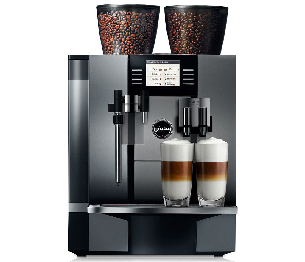 Electronic Jura X9 Coffee Machine jura giga x9 vending machines water coolers fountains automatic bean to cup machine for business and home