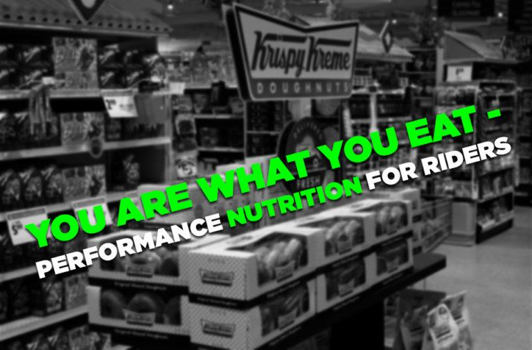 You Are What You Eat - Performance Nutrition for Riders