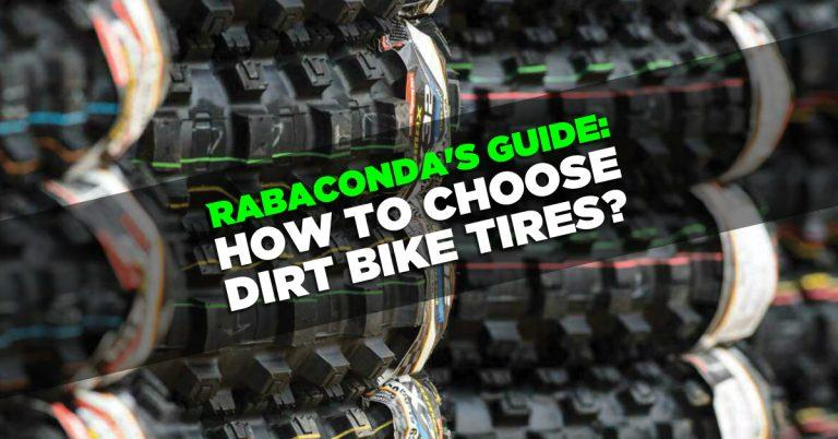 How to Buy Dirt Bike Tires