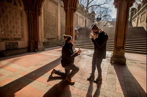 proposing to your loved one