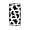 Black & White Cow Pattern iPhone Case