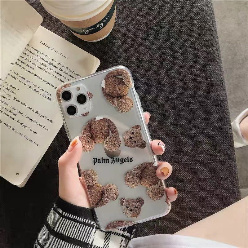 Bear Bear Head iPhone Case