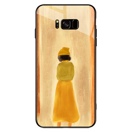 Girl Samsung Case - Available to all Samsung Phones